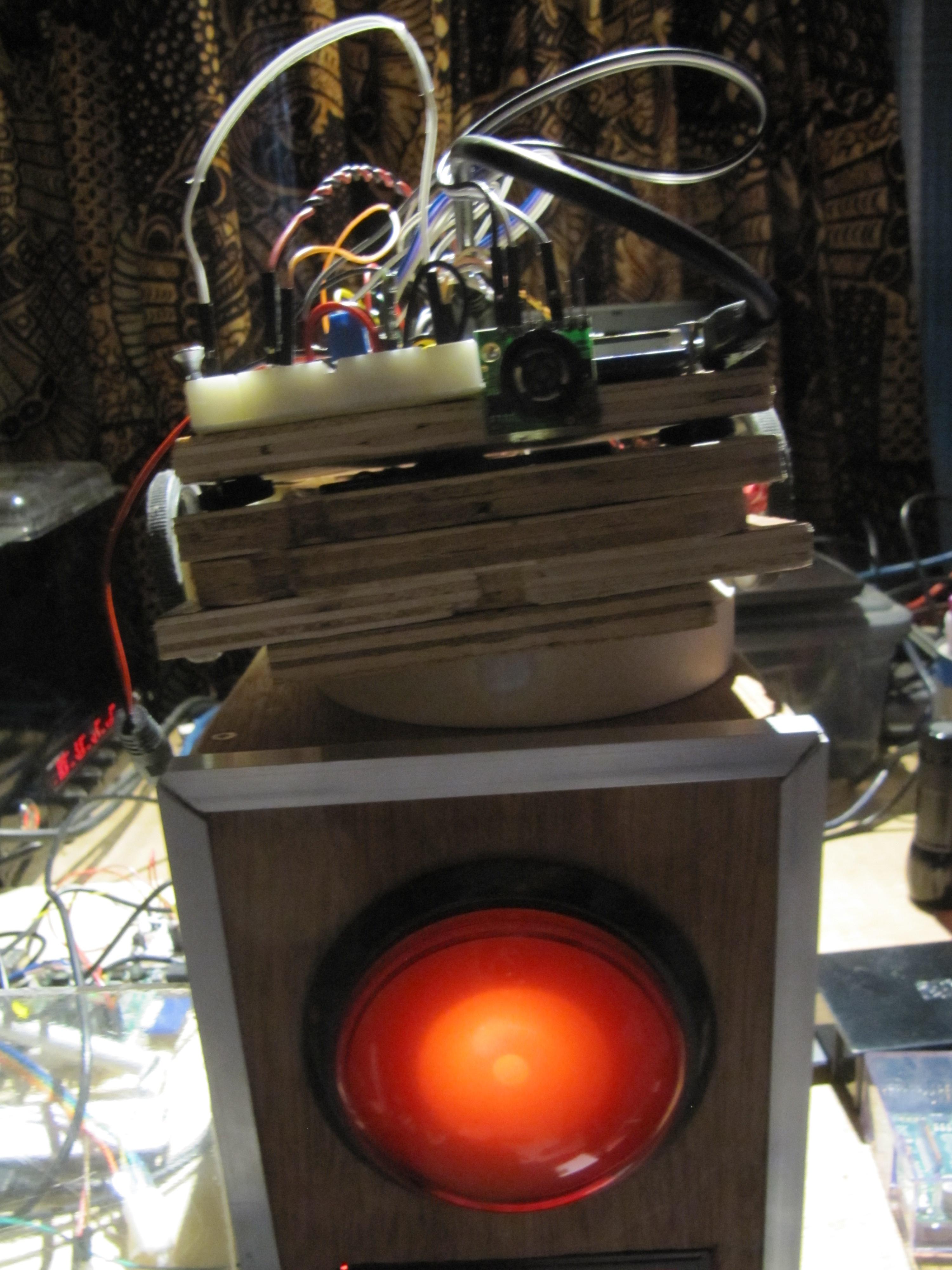 r cerda un robot simple bas sur le raspberry pi nagashur. Black Bedroom Furniture Sets. Home Design Ideas