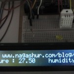 montage DHT22 sur arduino avec LCD