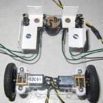 Ajout des moteurs/roues au châssis