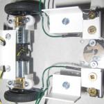 R.Eikki : Construction du mini robot basse consommation