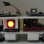 R.Hasika en version découpe laser vu de face