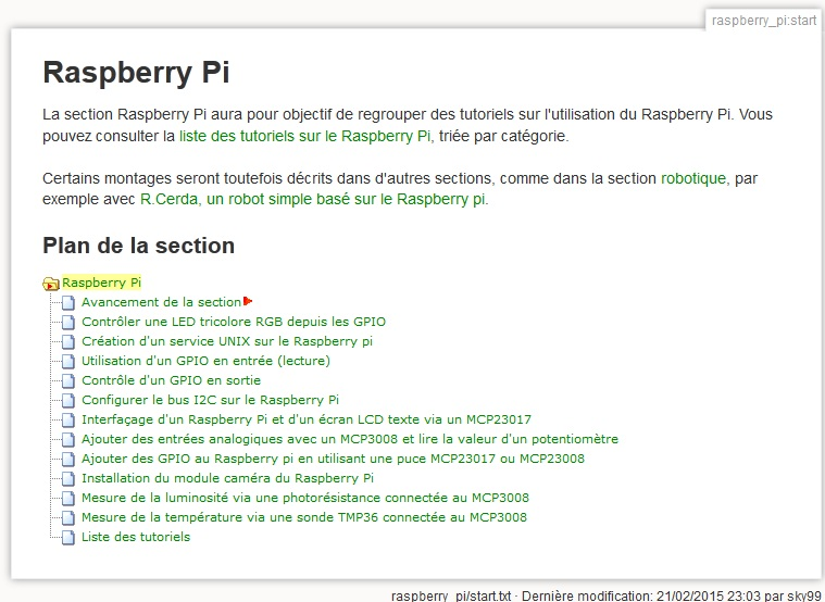 wiki.nagashur.com : section raspi