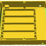 le châssis de R.Hasika dans Openscad