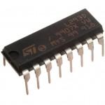 Utilisation d'un circuit L293D pour commander des moteurs