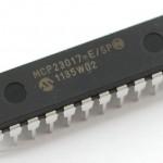 Ajouter des GPIO au Raspberry Pi en utilisant une puce MCP23017 ou 23008