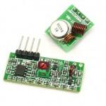 Utiliser un module radio 433Mhz pour faire communiquer deux modules