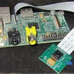 Installation et utilisation du module camera du Raspberry Pi