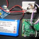 Raspberry pi mobile LiPo : un système autonome et rechargeable à bonne autonomie