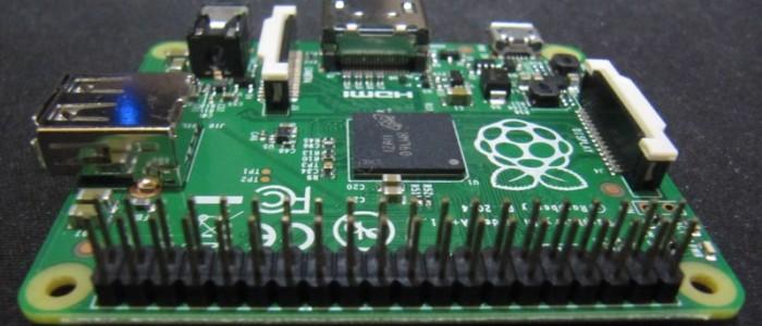 Raspberry pi modèle A+