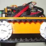 R.Hasika - présentation : un robot Raspberry pi précis et extensible