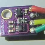 BME280 sur Raspberry pi :  température, pression et humidité en I2C